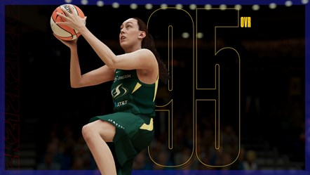 NBA 2K21 NG - Breanna Stewart 2K Rating