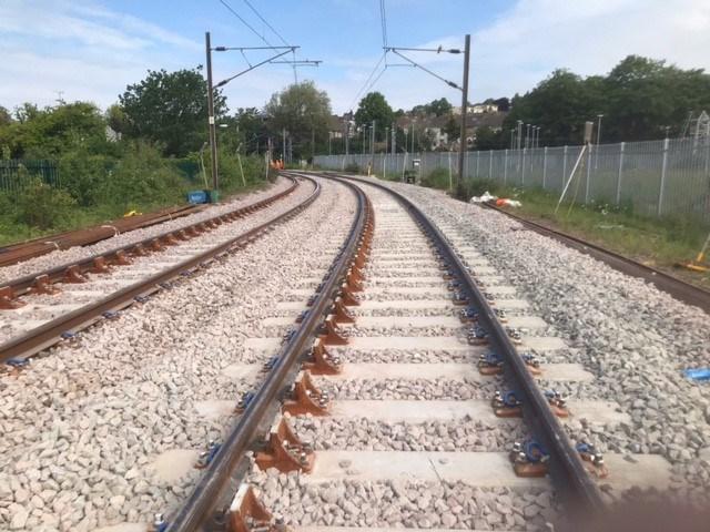 Norfolk track renewals 1