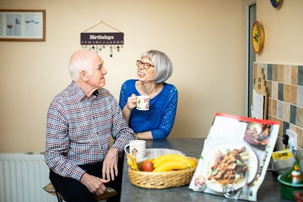 Who Cares?: Carer feature case study Jan Evans and husband George (11)