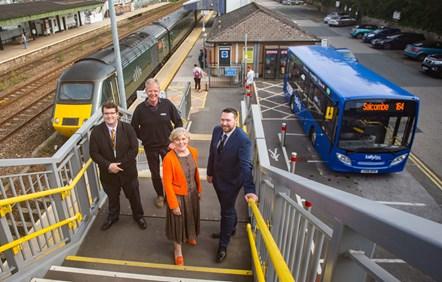 bus and rail partnership