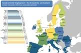 Female Employment Map 162