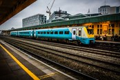 2. Cardiff Train Station