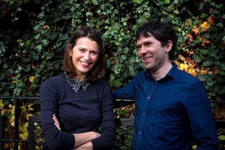 'You & Mr Jones' joins group of international investors buying into Edinburgh-based ethical brandtech startup, Good-Loop: GOODLOOP COFOUNDERS AMY WILLIAMS DANIEL WINTERSTEIN