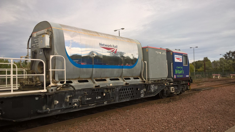 Autumn treatment train 2018