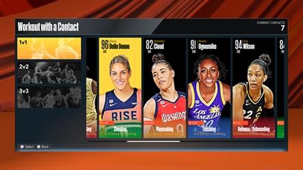 NBA 2K22 The W - 2