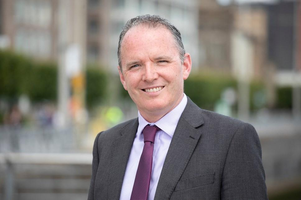 Adrian Gillespie, CEO, Scottish Enterprise
