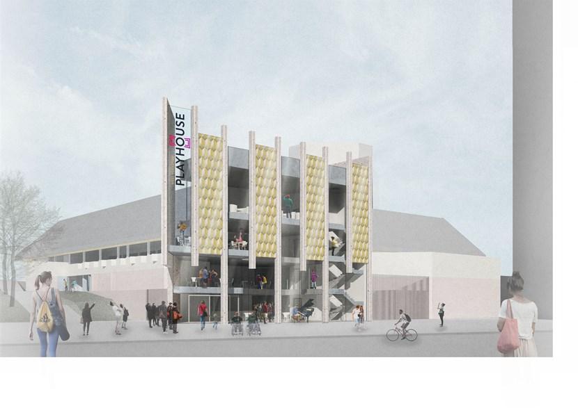 Landmark Playhouse proposals to go before planning chiefs: 161213-stpetersstreet03.jpg