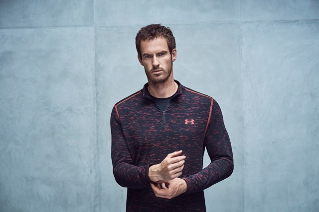 Andy Murray to support Daily Mile initiative: AM UA Image