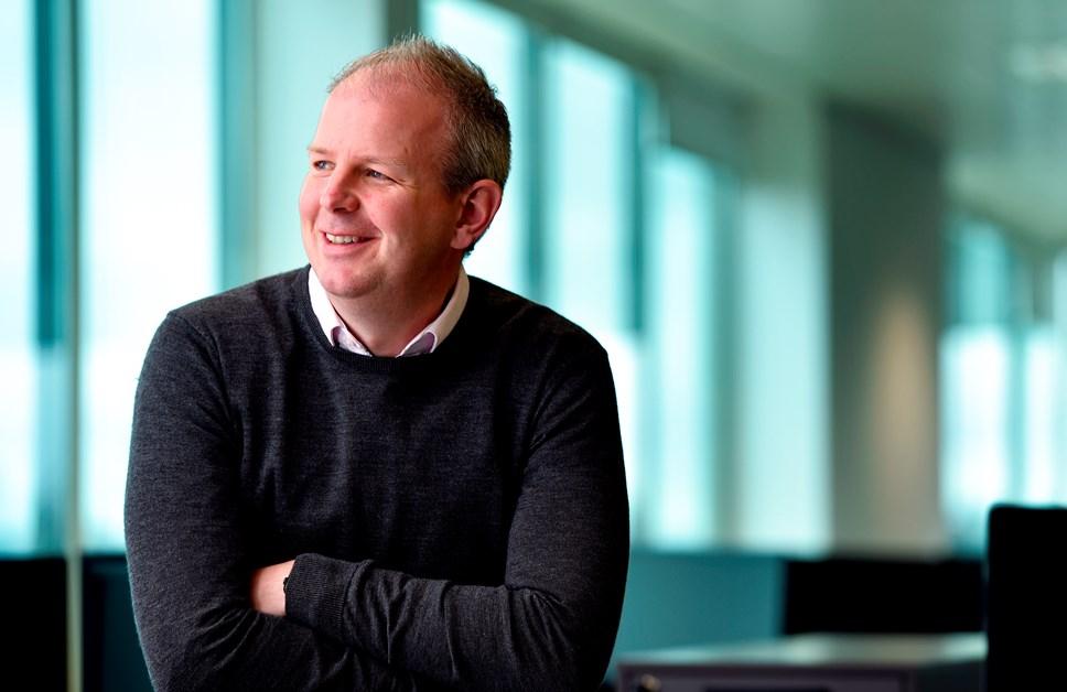 Jonathan Dixon Commercial Director Arla Foods UK