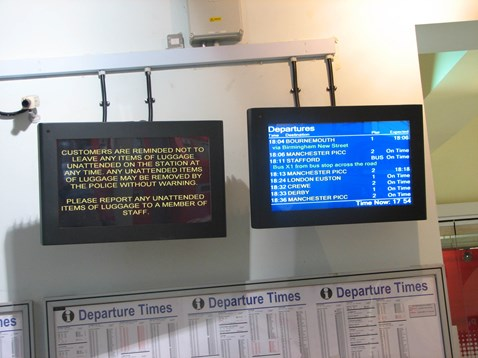 Customer Information Screens