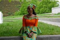 FGM survivor Neneh Bojang