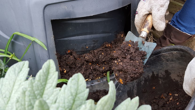Mulch ado about rotting! Leeds residents encouraged to give composting a go for International Compost Week.: 143.jpg