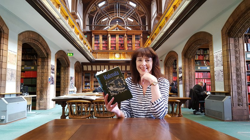 Nordic tales give Leeds library's collection a Finnishing touch: 20170607-143243.jpg