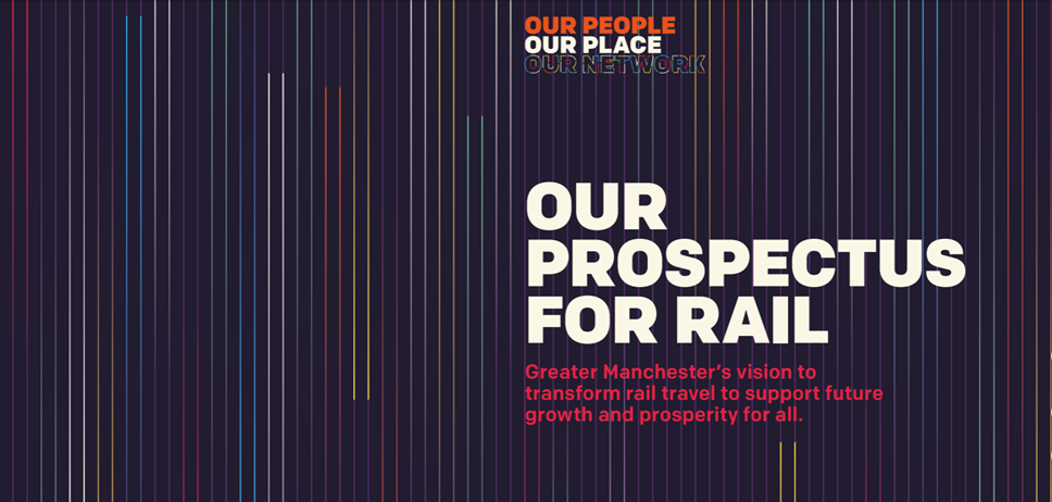 Mayor sets out bold vision to double rail journeys as part of Our Network: Our Prospectus for Rail