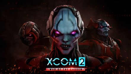XCOM® 2: War of the Chosen Expansion Available Now: XCOM2 WOTC Art