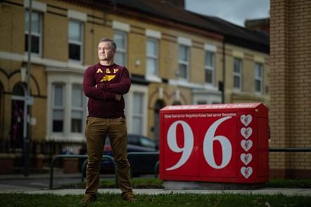 Peter Owens Talk Liverpool PTSD case study winter issue 2020 (4): Peter Owens, Hillsborough disaster survivor