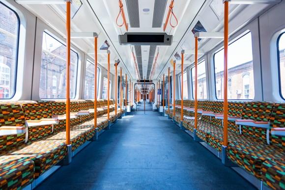 TfL Image - New London Overground electric trains enter service