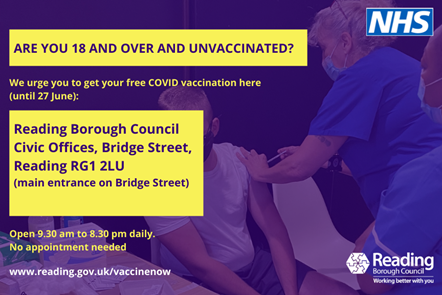 Vaccine all Civic Offices
