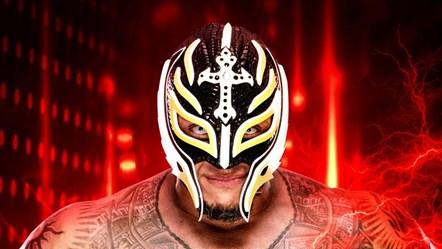 WWE2K19 Rey Mysterio Art