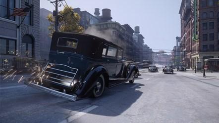 Mafia DE - Shootout