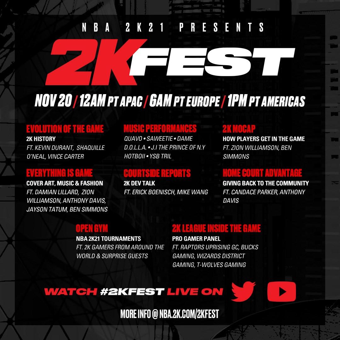 2KFest Announcement