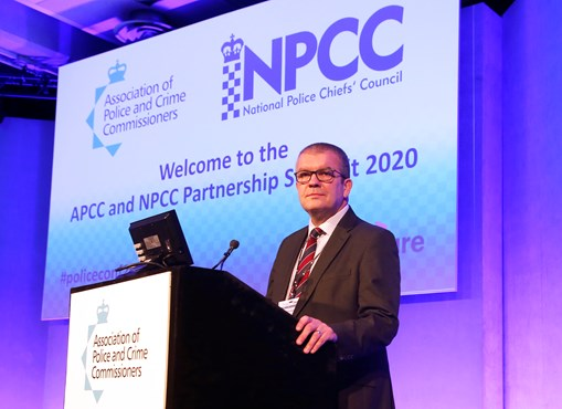 NPCC Chair Marin Hewitt Speech – APCC and NPCC Summit 2020: police 1