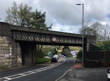 Milford Road Railway Bridge-3