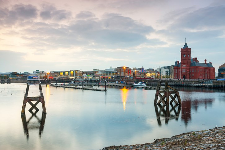9 (rail) ways to wear your kids out this half term in South Wales: Cardiff Bay