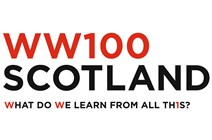 Scotland's plans to commemorate WW1 centenary: WW100 Logo