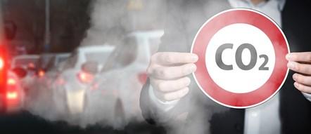CO2 fumes