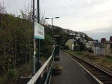 Penhelig Station