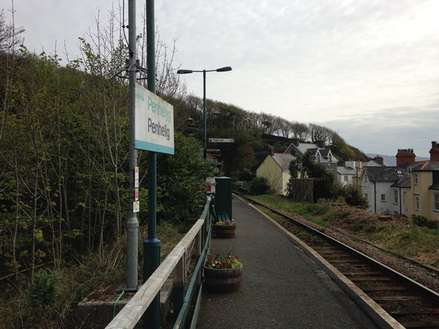 Residents urged to 'drop-in' to find out more about upgrade of Penhelig Station: Penhelig Station