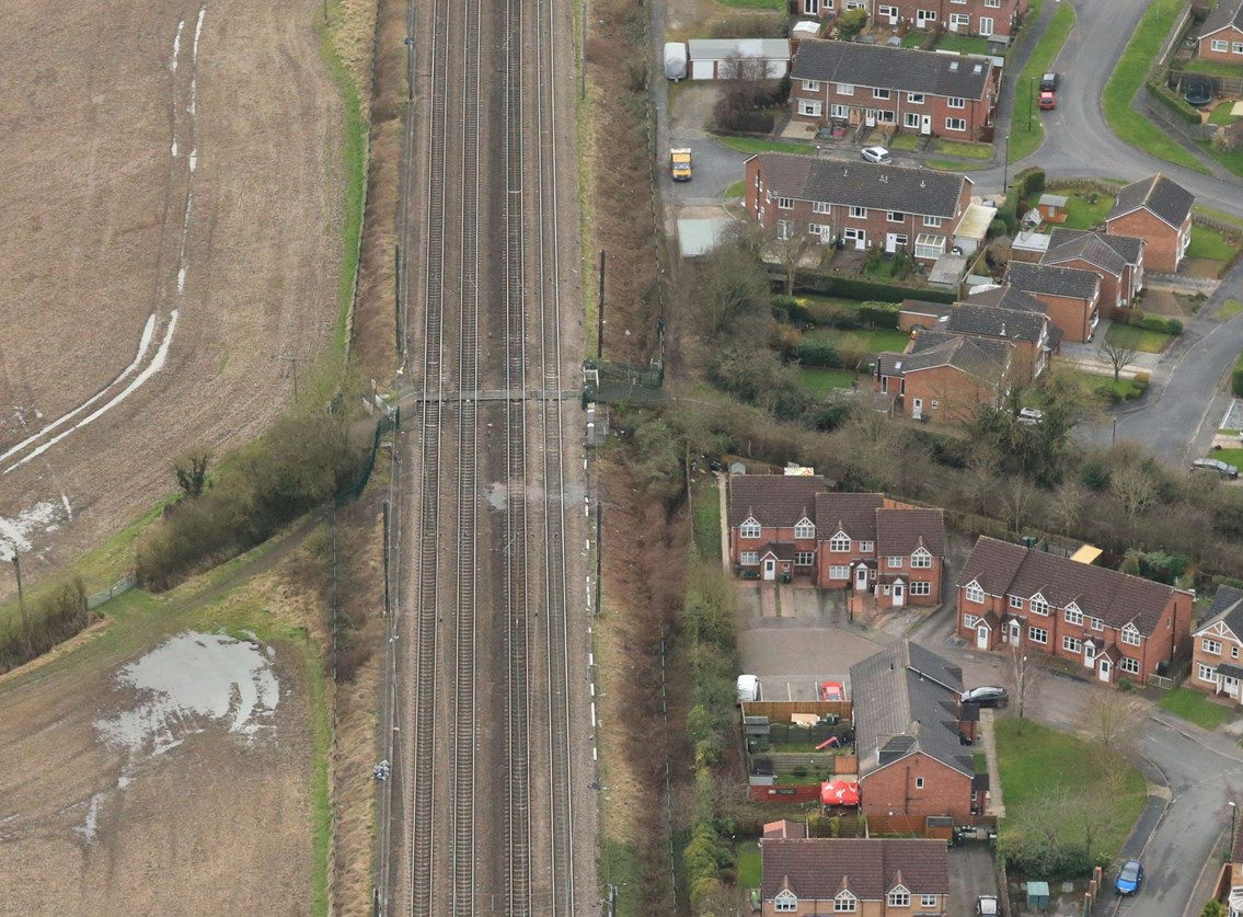 Network Rail invites people to have their say on plans to close Copmanthorpe level crossing: Copmanthorpe level crossing