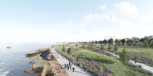 LATEST NEWS: Council leaders welcome £1.3bn sustainable Granton Waterfront development moving to next stage: Granton Waterfront