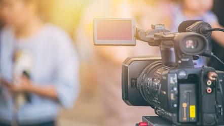 Documentary camera Credit- Adobe Stock
