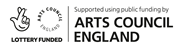 Arts Council England / lottery funded