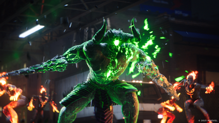 Marvel s Midnight Suns - Announce - Fierce Guardian s