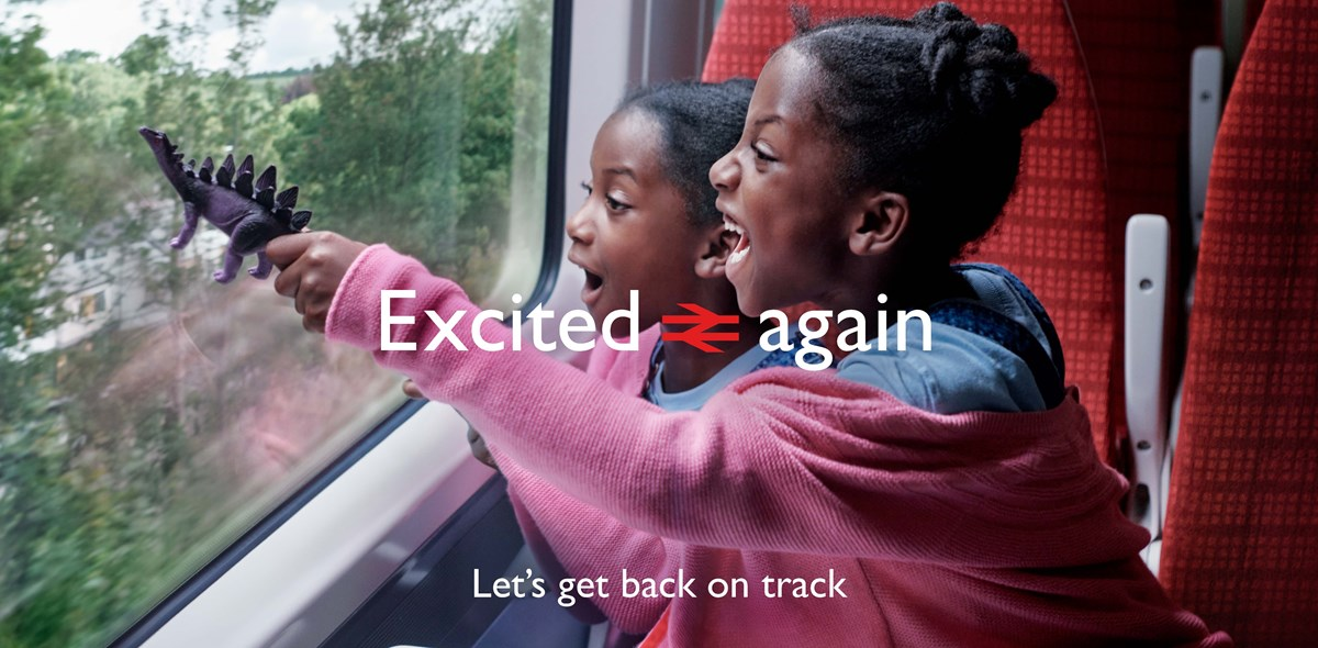 Rail   Lets get back on track - Excited again