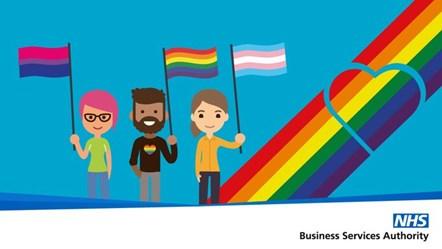 NHSBSA celebrates Pride Month: NHSBSA celebrates Pride Month