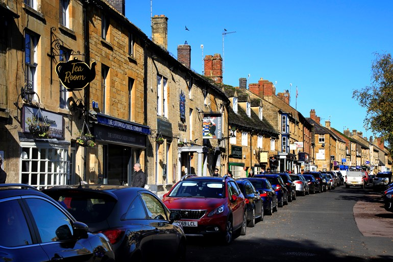 Business grant payments well underway to businesses across the Cotswolds