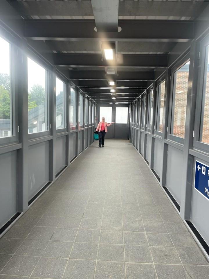 Liphook New Footbridge (3)