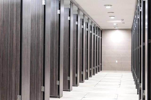Liverppol Street new toilets 2