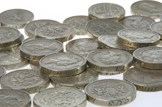 Economy-coins-pound-finance-budget: iStock - File #1438031 - 'Coin of the Realm' - 21-09-2011