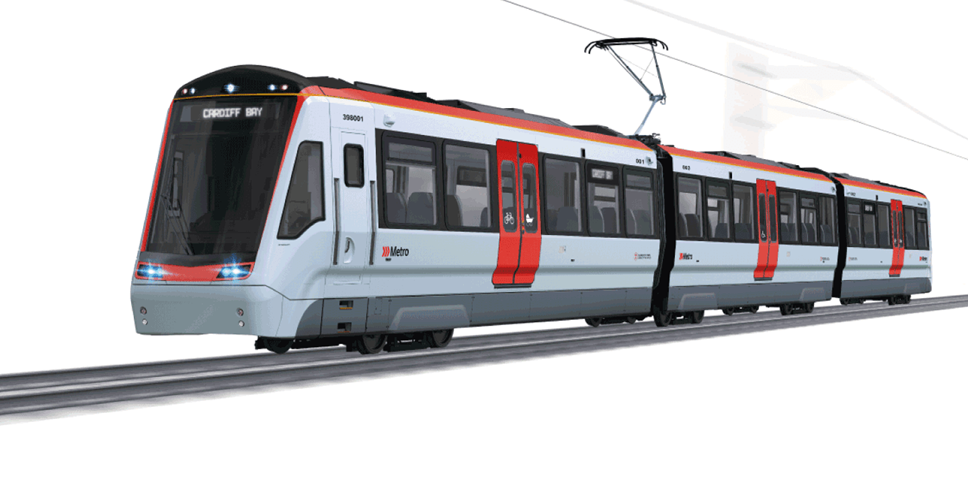 South Wales Metro railway transformational works begin: Class 398