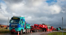 Moray East Transformer delivered by Siemens2