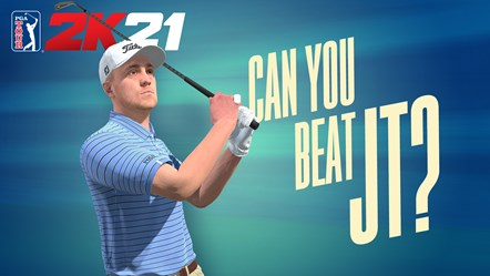 Swing with Swag and Take On the PGA TOUR® 2K21 Pro Roster: PGAT2K21 Justin Thomas