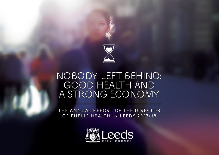 New report warns of challenging times for Leeds health : annualreportpostcardimage.jpg