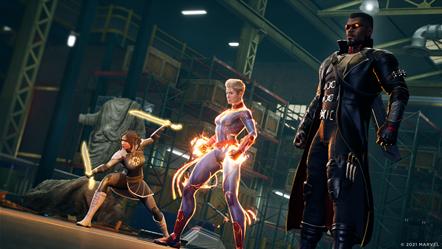Marvel s Midnight Suns - Hunter - Squad Ready