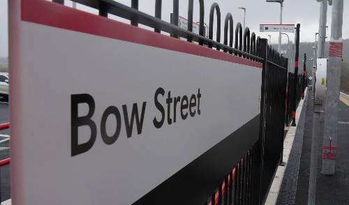Croeso i Bow Street