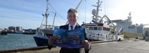 Richard Lochhead - Plan to grow Scotland's seafood sector: This is image is copyright of Stuart Maxwell